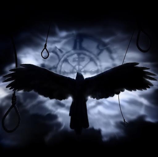 Evil crow - photo#8