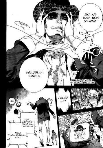 Air Gear Page 13