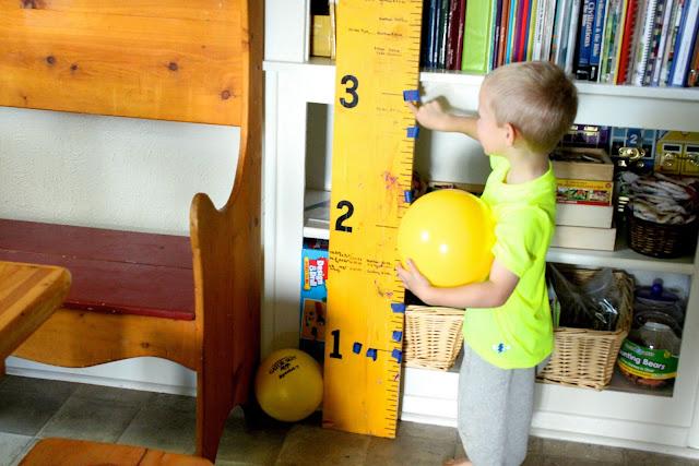 yellow ball science