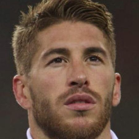 Detail statistics for Sergio Ramos