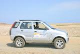 Our 4x4 in Aruba