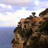 A Villa Along The Cliff - Amalfi Coast, Italy