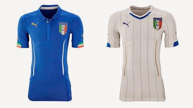 FIFA World Cup 2014 Kits
