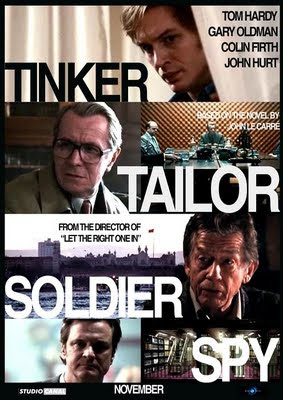 Gã Thợ Hàn, Thợ May, Tên Lính, Kẻ Gián Điệp - Tinker Tailor Soldier Spy