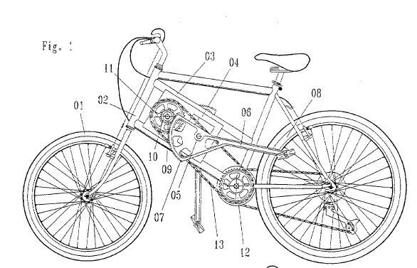 portugal e as patentes para bicicletas