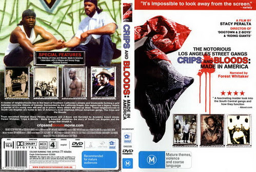 Made in America. Gangi z Los Angeles / Made in America Crips & Bloods (2008) PL.TVRip.x264 / Lektor PL