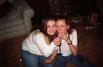 Mila and Sarah