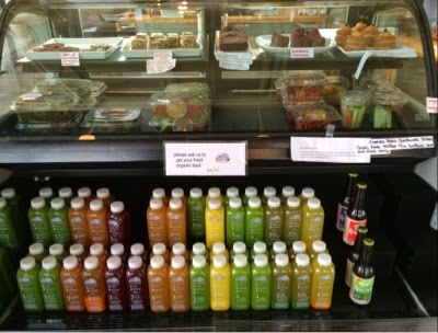 Alexis's Gluten Free Adventures: Wheat Berry Cafe & Raw Juice Bar