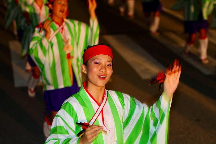 第59回よさこい祭り☆本祭2日目・梅ノ辻競演場12☆上2目0937