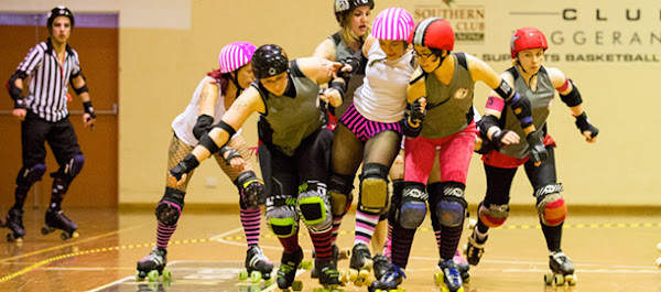 Varsity Derby League vs Misfit Militia