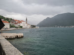 The town of Perast is where we left from
