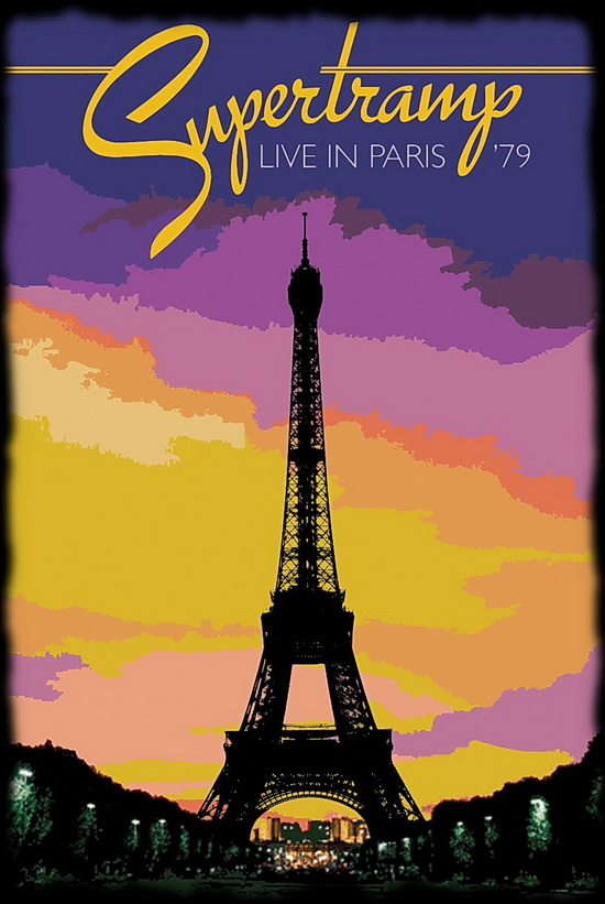 Supertramp - Live Paris 1979