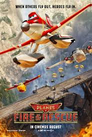 Planes-Fire And Rescue 2014