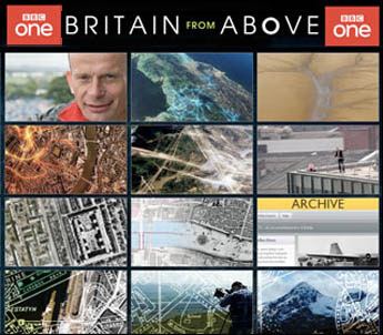 Wielka Brytania z lotu ptaka / Britain From Above (Season 1) (2008) PL.TVRip.XviD / Lektor PL