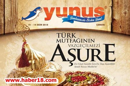 Yunus Market 1- 14 Ekim 2016  �ndirim F�rsatlar�