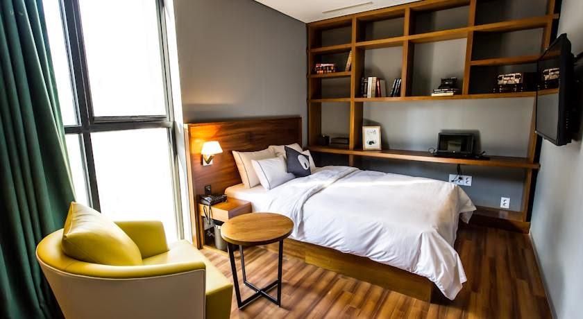 鐘路設計師酒店Hotel The Designers Jongno-room