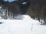 one of the ski runs