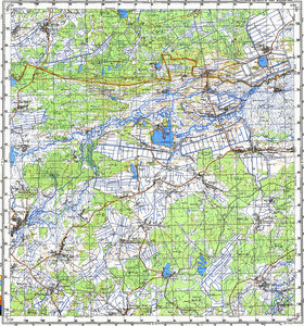 Map 100k--m35-004--(1986)