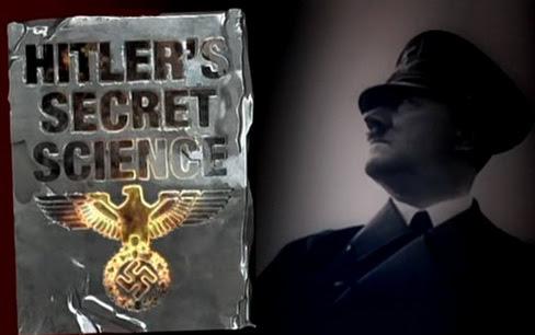 Naukowe eksperymenty III Rzeszy / Hitler's Secret Science (2010) PL.TVRip.XviD / Lektor PL