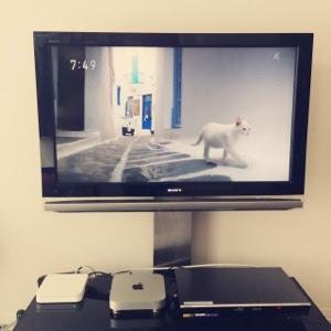 シンプルライフとテレビ