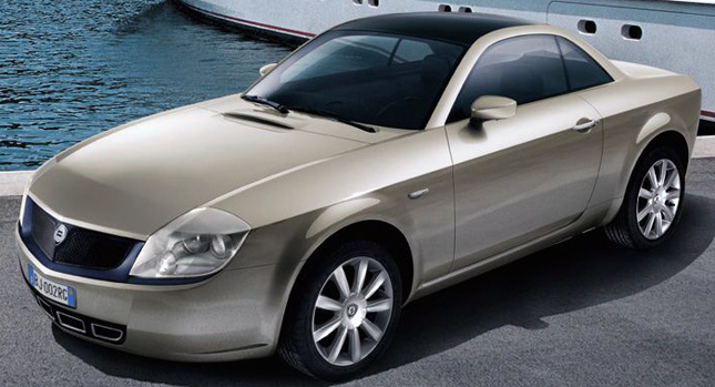 Automotive Car Motor Daily Could The 2003 Fulvia Coupe Concept Have