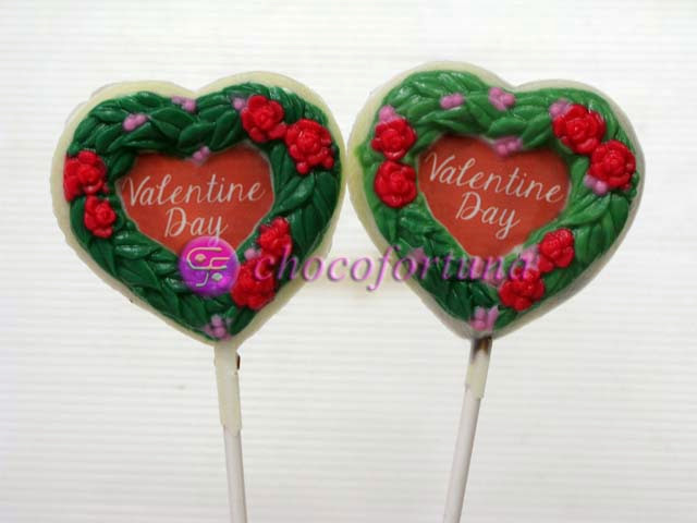 Lolipop Edible Love