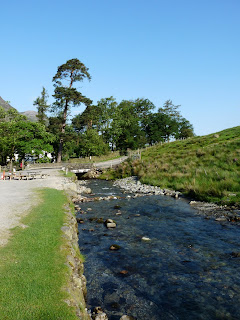 This is Gatesgarthdale Beck which runs into Buttermere.