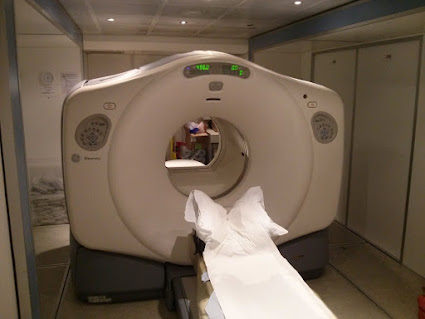 Mobile PET-CT Scanner