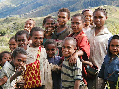 PNG Children