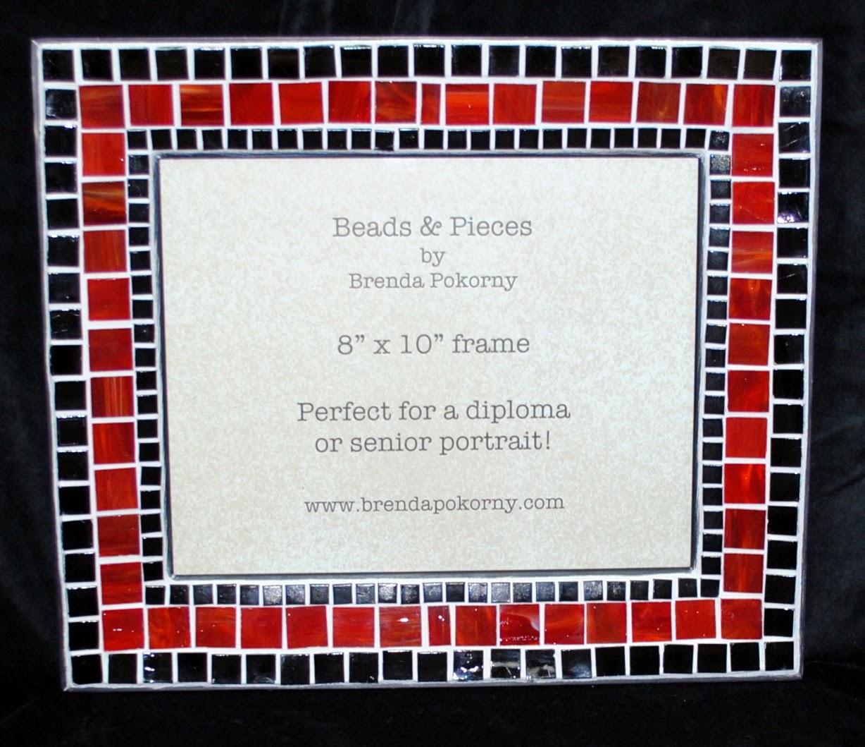 """8"""" x 10"""" Mosaic Photo Frames"""