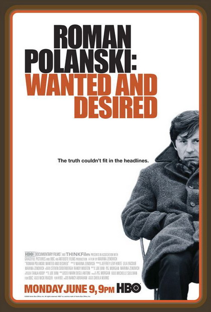 Pola?ski ¶cigany i po¿±dany / Polanski Wanted and Desired (2008) PL.TVRip.XviD / Lektor PL