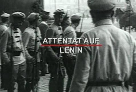 Kto strzela³ w Lenina? / Attentat Auf Lenin (2002) PL.TVRip.XviD / Lektor PL