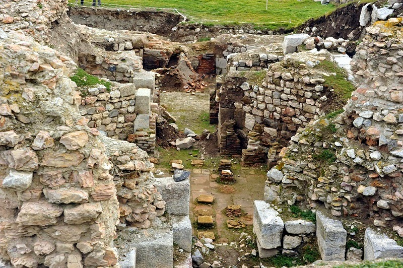Turkish district to be moved for ancient city