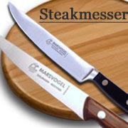 Brotzeitmesser Steakmesser Vespermesser. Brotzeitmesser von Marsvogel Solingen. Geschmiedete Messer aus Solingen.