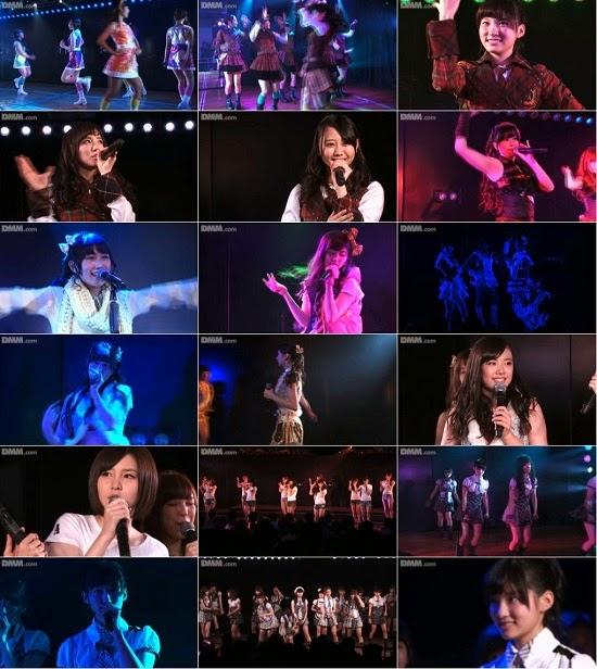 "(LIVE)(公演) AKB48 チームA ""恋愛禁止条例"" 谷口めぐの生誕祭 141107 & 141110 & 141114"