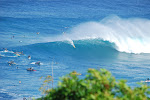 Pe'ahi (Jaws) big wave surfing