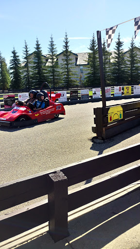 Lakeside Go Karts & Mini-Golf, 5324 Lakeshore Dr, Sylvan Lake, AB T4S 1E8, Canada, Amusement Center, state Alberta