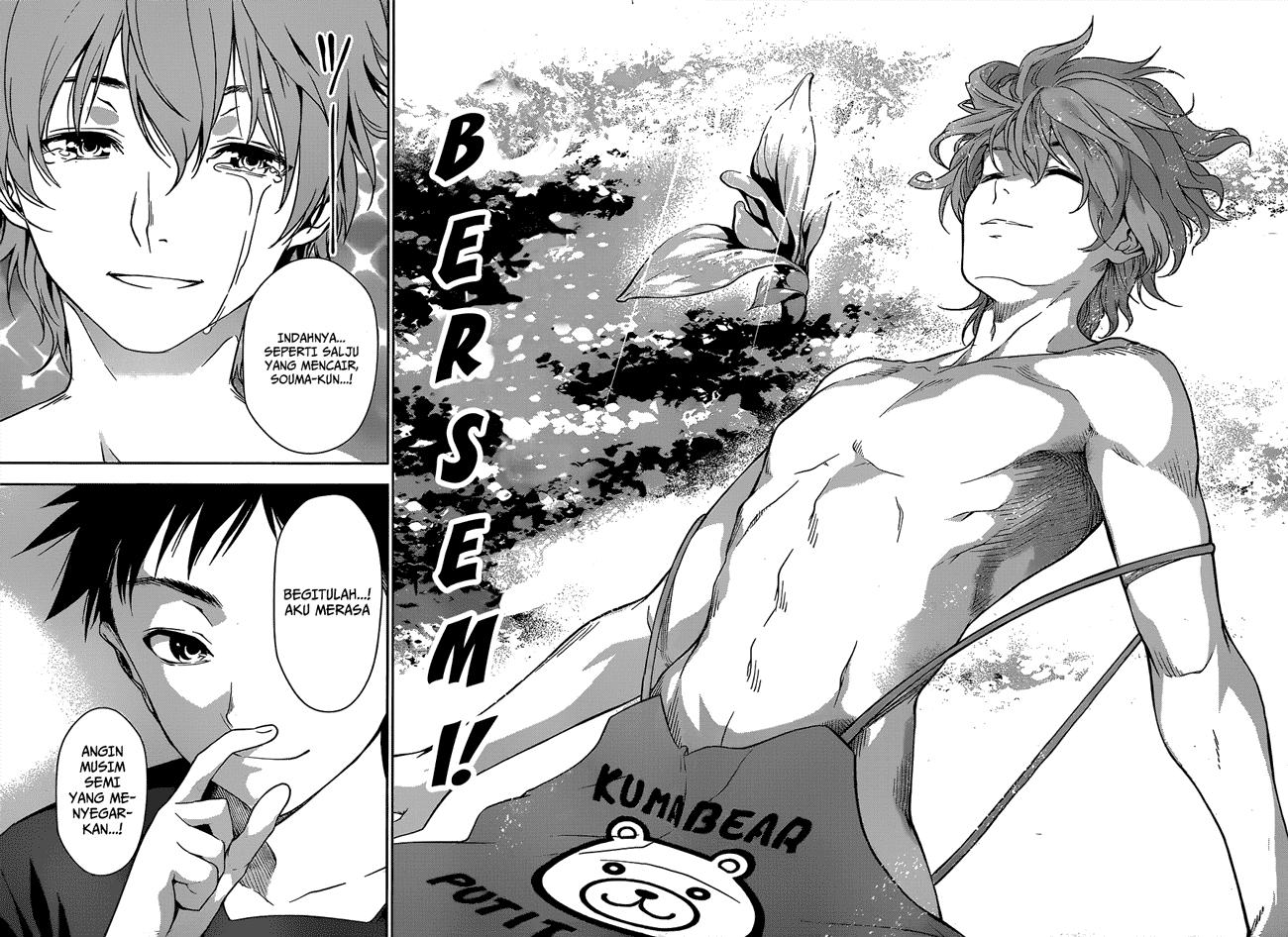 Shokugeki no Souma Chapter 8-16