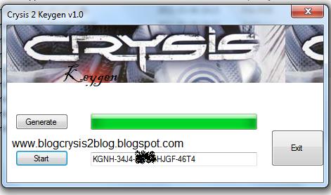 crysis 2 online serial code generator