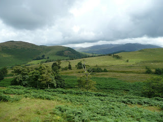 Sale Fell and Skiddaw