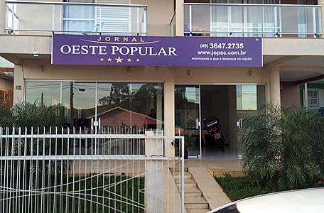 Jornal Oeste Popular, R. Machado de Assis, 82 - Centro, Palmitos - SC, 89887-000, Brasil, Publicacao_jornalistica, estado Santa Catarina