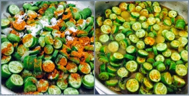 Kovakkai Poriyal Recipe (Tindora / Ivy gourd Stir Fry) | Stir FryRecipes 5