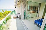 luxury 2 bedroom condo for rent in wongamat beach    to rent in Naklua Pattaya