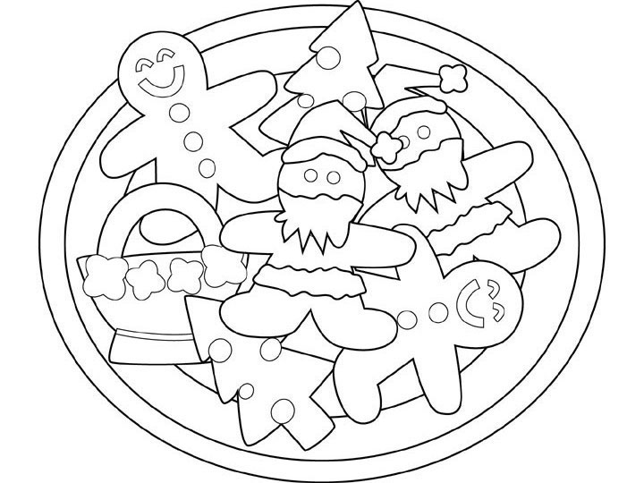 coloring pages christmas ornaments - Christmas Ornaments coloring pages printable games