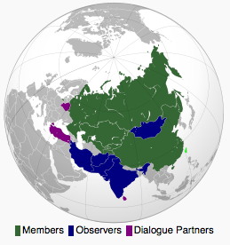 Shanghai Co-operation Organisation (SCO)