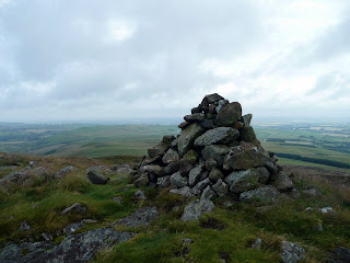 Another Summit Cairn