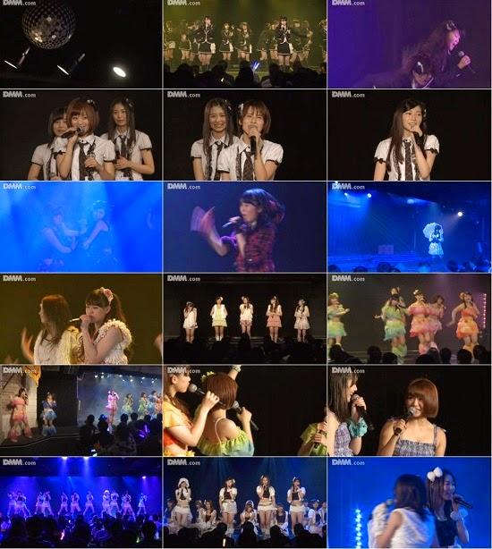 "(LIVE)(公演) SKE48 チームS ""制服の芽"" 公演 141222"