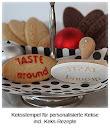 Keksstempel - personalisierte Kekse