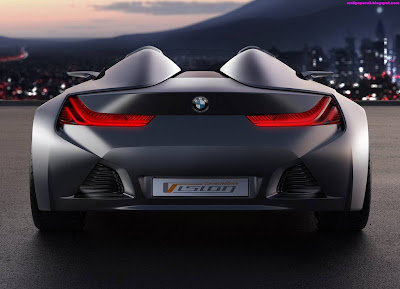 BMW Vision Concept Standard Resolution Wallpaper 3