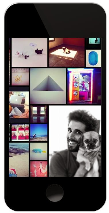 Create Your Own Instagram Mobile Wallpaper with Different styles